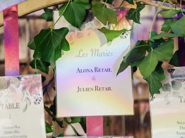 Le mariage de Julien et Alona à Morsang-sur-Orge, Essonne 179