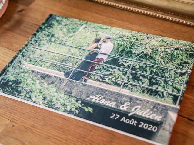 Le mariage de Julien et Alona à Morsang-sur-Orge, Essonne 181