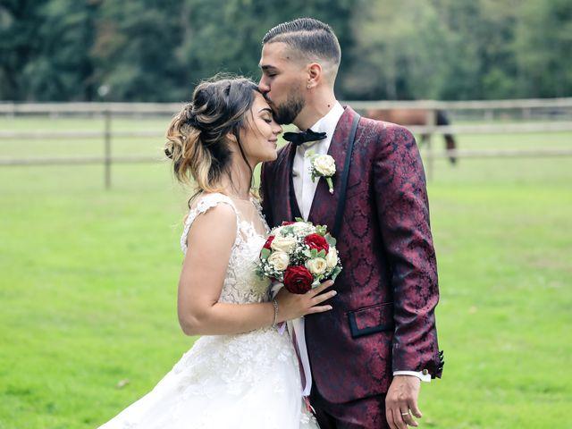 Le mariage de Julien et Alona à Morsang-sur-Orge, Essonne 183