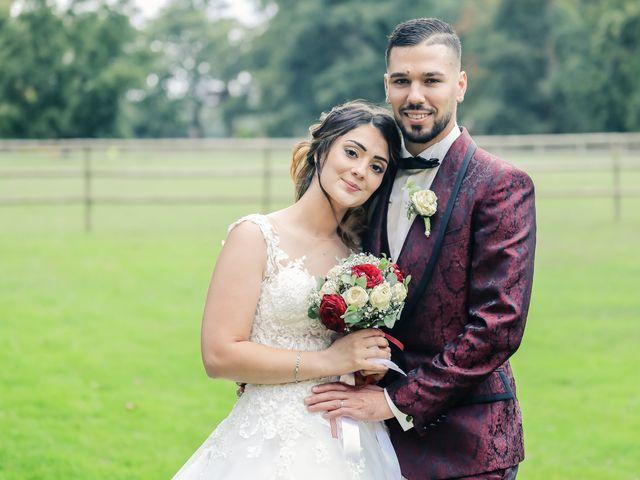 Le mariage de Julien et Alona à Morsang-sur-Orge, Essonne 184
