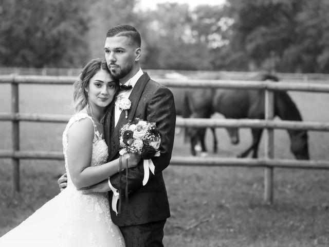 Le mariage de Julien et Alona à Morsang-sur-Orge, Essonne 186