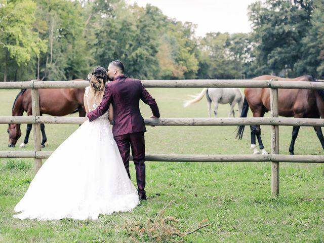 Le mariage de Julien et Alona à Morsang-sur-Orge, Essonne 188