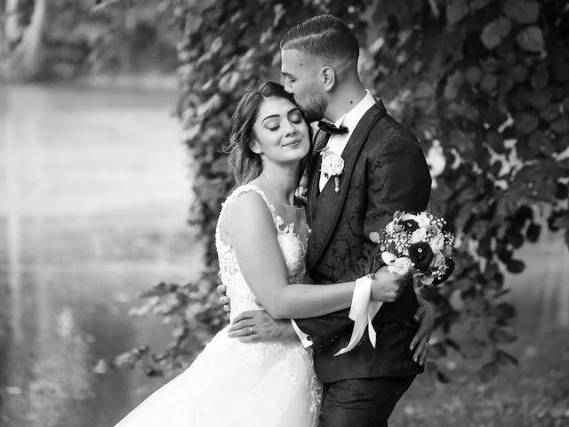 Le mariage de Julien et Alona à Morsang-sur-Orge, Essonne 192