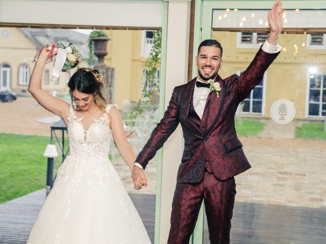 Le mariage de Julien et Alona à Morsang-sur-Orge, Essonne 201