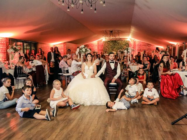 Le mariage de Julien et Alona à Morsang-sur-Orge, Essonne 219