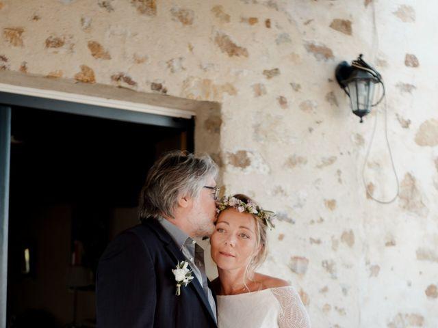 Le mariage de Anthony et Fanny à Montsûrs, Mayenne 3