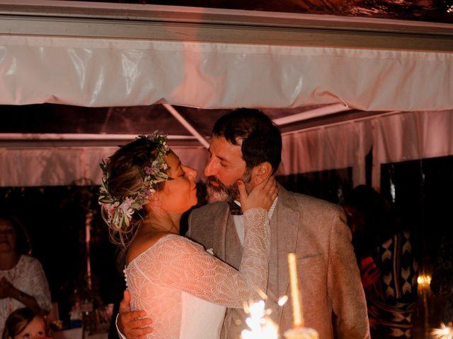 Le mariage de Anthony et Fanny à Montsûrs, Mayenne 7