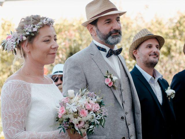 Le mariage de Anthony et Fanny à Montsûrs, Mayenne 15
