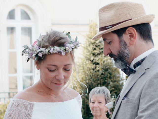 Le mariage de Anthony et Fanny à Montsûrs, Mayenne 17