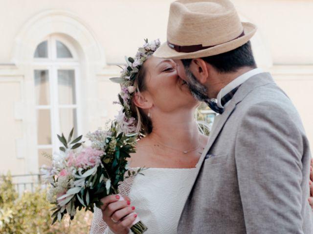 Le mariage de Anthony et Fanny à Montsûrs, Mayenne 18