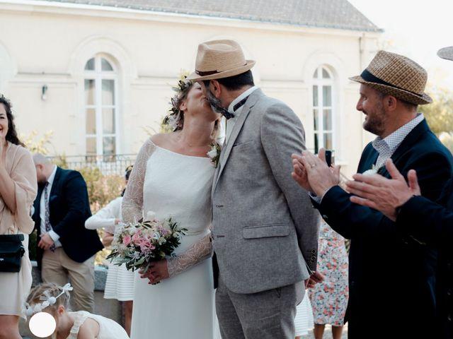 Le mariage de Anthony et Fanny à Montsûrs, Mayenne 19