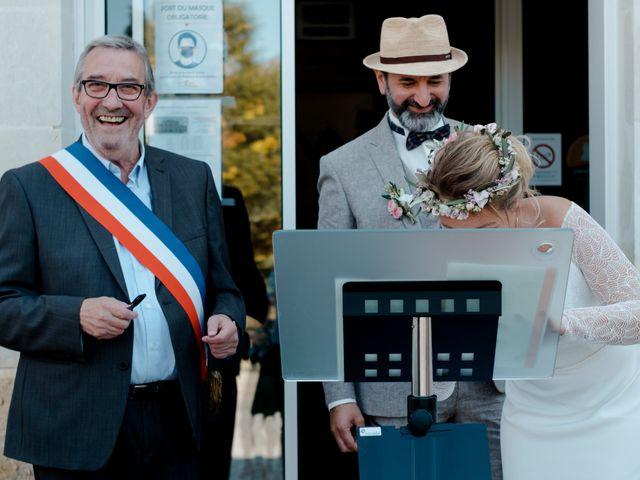 Le mariage de Anthony et Fanny à Montsûrs, Mayenne 20