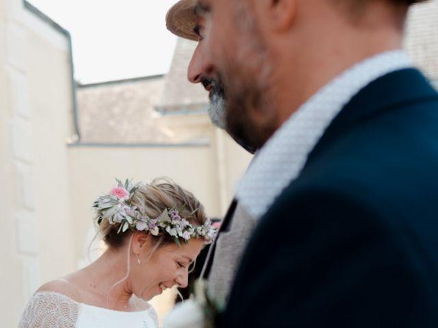 Le mariage de Anthony et Fanny à Montsûrs, Mayenne 21
