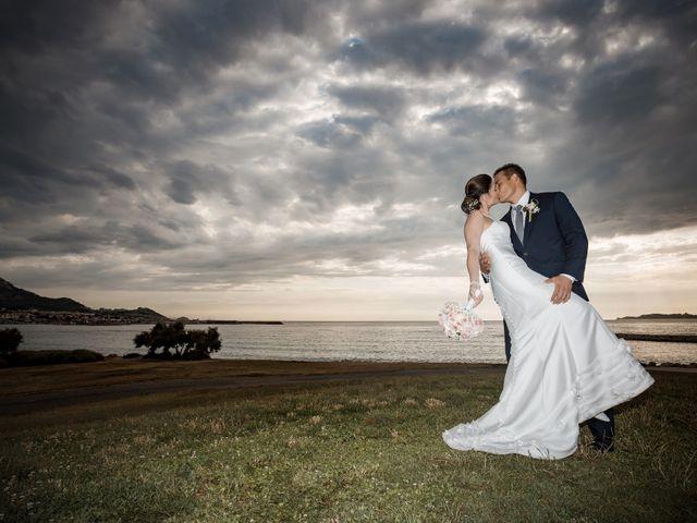 Le mariage de Stéphanie et Dustin
