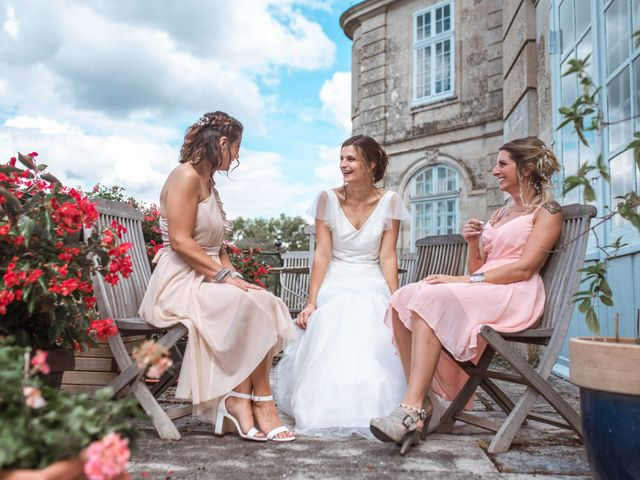 Le mariage de Tony et Nathalie à Chaumont, Haute-Marne 1