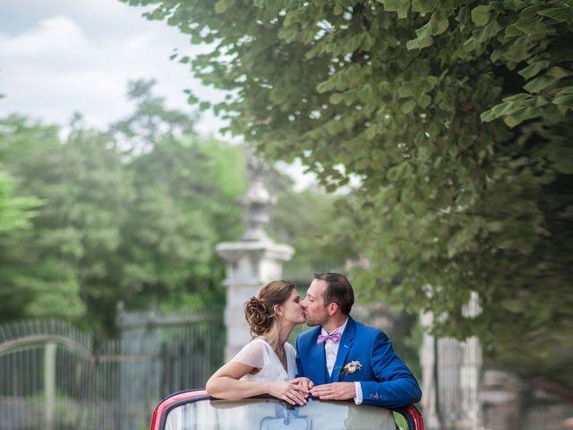 Le mariage de Tony et Nathalie à Chaumont, Haute-Marne 3