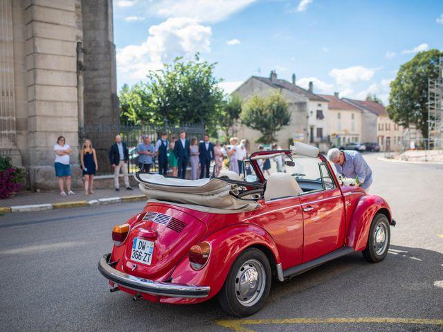 Le mariage de Tony et Nathalie à Chaumont, Haute-Marne 4