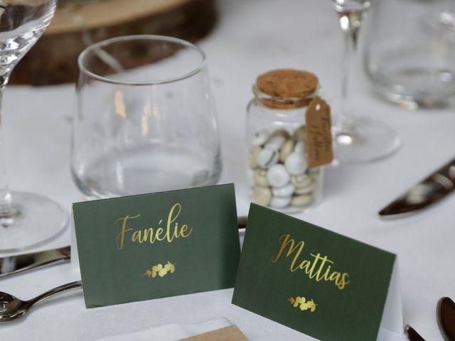Le mariage de Mattias et Fanélie à Cordelle, Loire 4