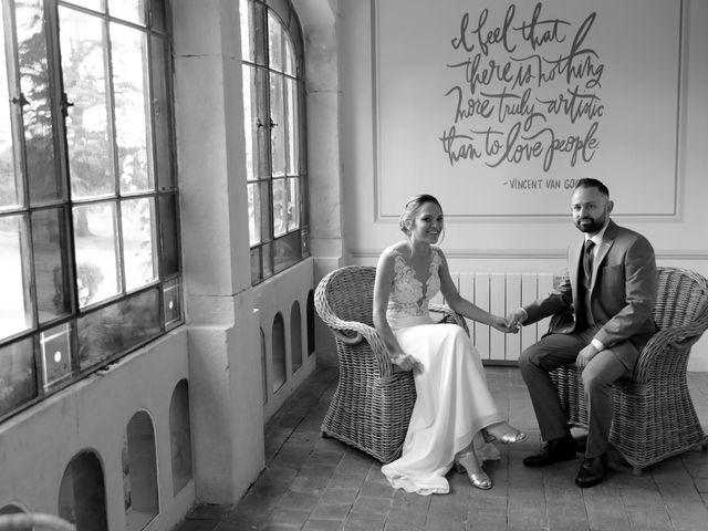 Le mariage de Mattias et Fanélie à Cordelle, Loire 10