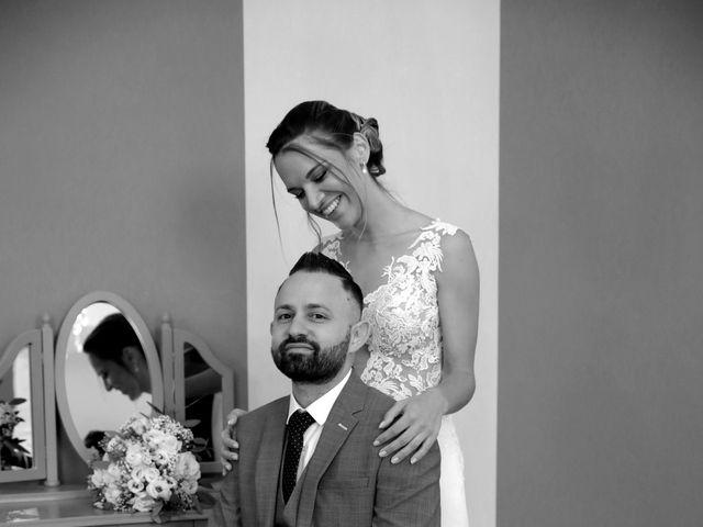 Le mariage de Mattias et Fanélie à Cordelle, Loire 14