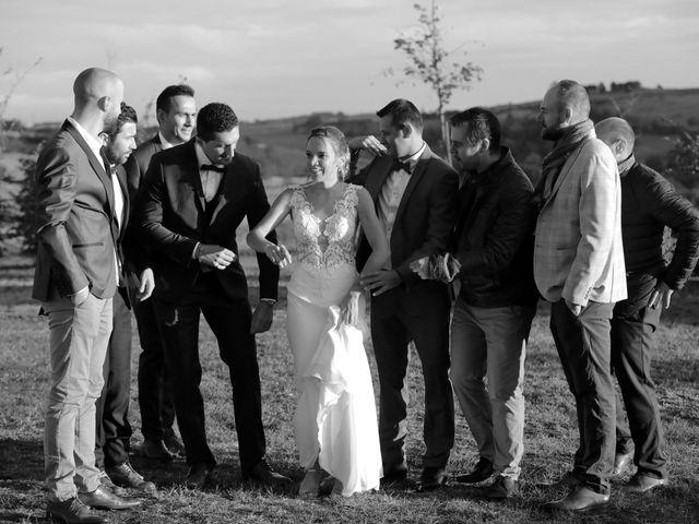 Le mariage de Mattias et Fanélie à Cordelle, Loire 21