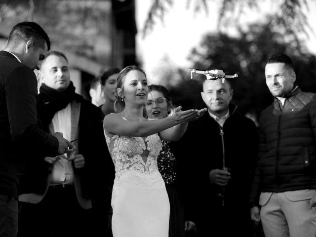 Le mariage de Mattias et Fanélie à Cordelle, Loire 22