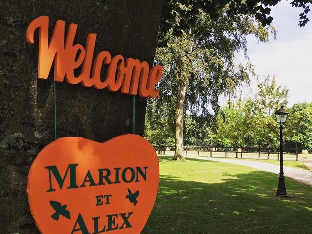 Le mariage de Alexandre et Marion à Fresneaux-Montchevreuil, Oise 3