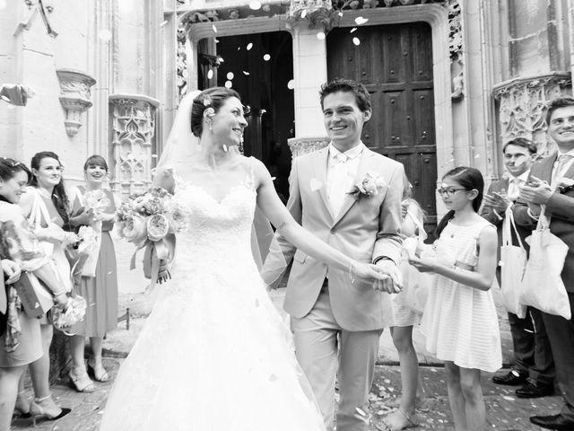 Le mariage de Alexandre et Marion à Fresneaux-Montchevreuil, Oise 19