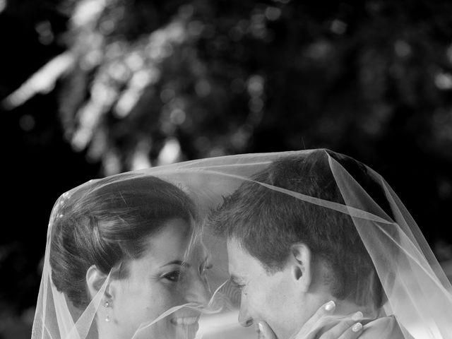 Le mariage de Alexandre et Marion à Fresneaux-Montchevreuil, Oise 40