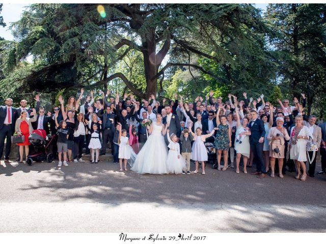 Le mariage de Sylvain et Morgane à Montpellier, Hérault 8