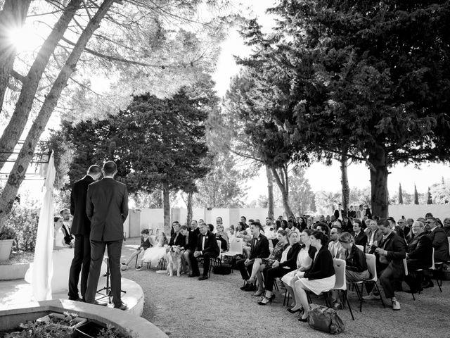 Le mariage de Sylvain et Morgane à Montpellier, Hérault 14