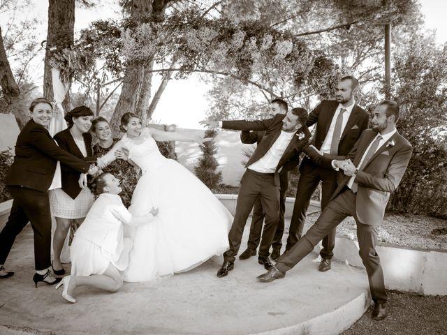 Le mariage de Sylvain et Morgane à Montpellier, Hérault 19