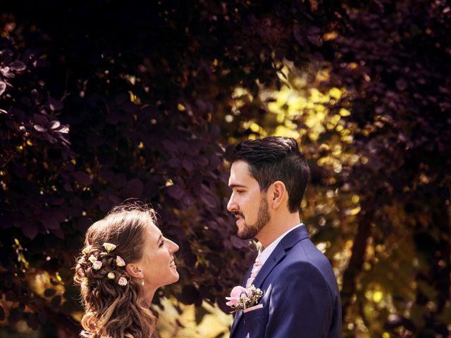 Le mariage de Hubert et Jessica à Grandvilliers, Oise 3