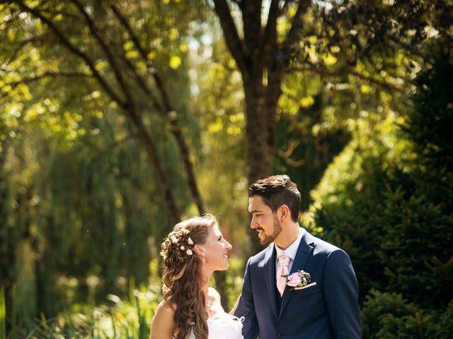 Le mariage de Hubert et Jessica à Grandvilliers, Oise 4