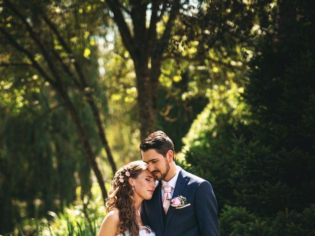 Le mariage de Hubert et Jessica à Grandvilliers, Oise 5