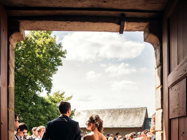 Le mariage de Hubert et Jessica à Grandvilliers, Oise 7