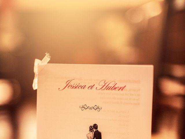 Le mariage de Hubert et Jessica à Grandvilliers, Oise 17