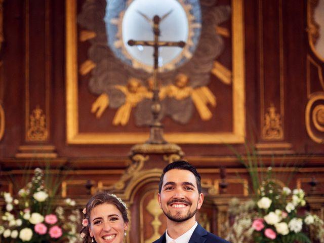Le mariage de Hubert et Jessica à Grandvilliers, Oise 21