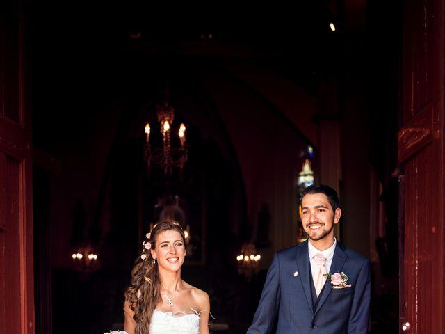 Le mariage de Hubert et Jessica à Grandvilliers, Oise 22
