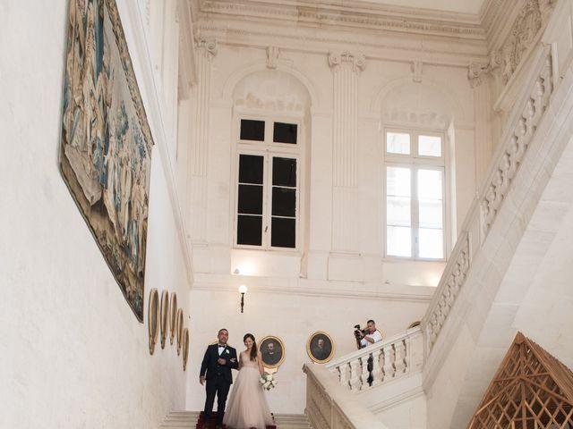 Le mariage de Juan et Célia à Bourges, Cher 9