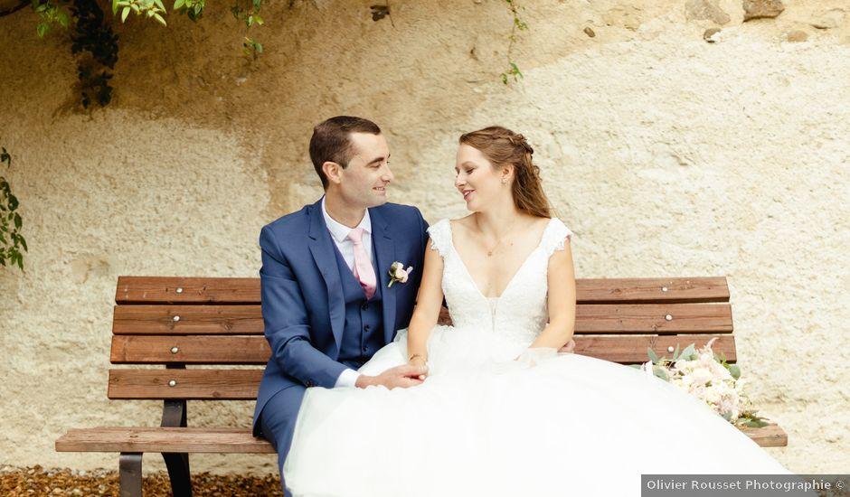 Le mariage de Aurélien et Manon à Copponex, Haute-Savoie