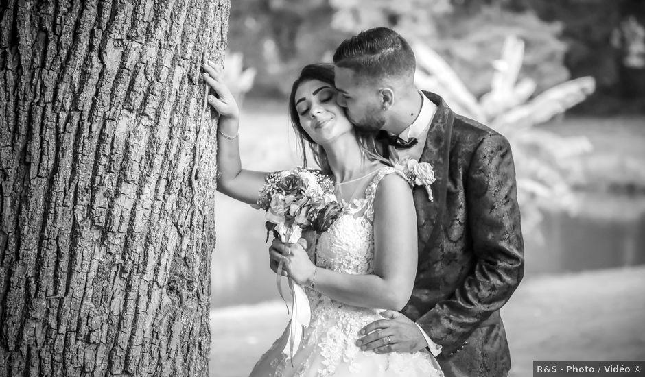 Le mariage de Julien et Alona à Morsang-sur-Orge, Essonne