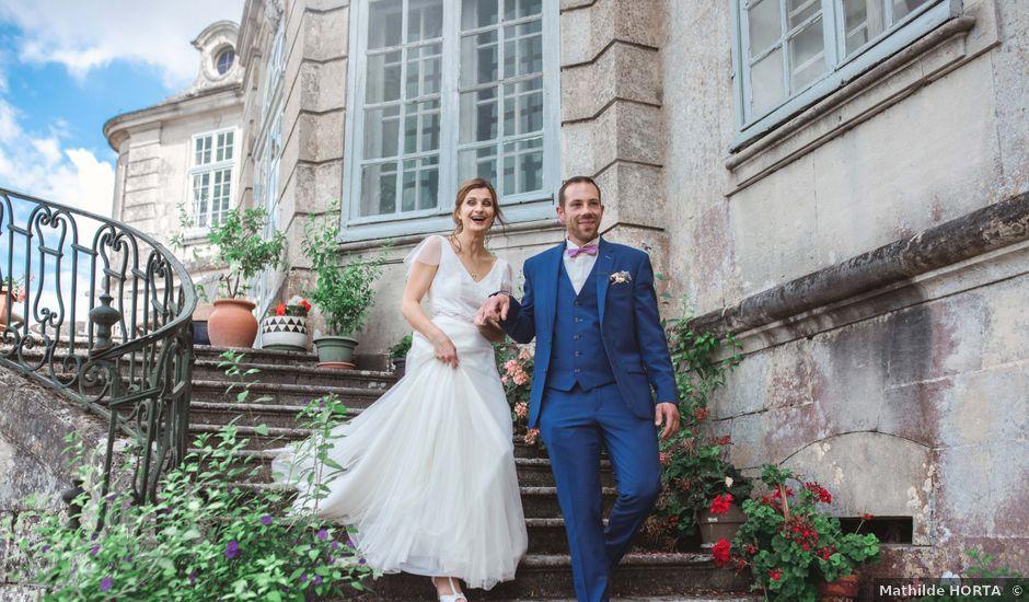 Le mariage de Tony et Nathalie à Chaumont, Haute-Marne