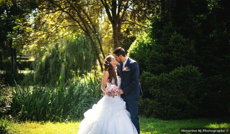 Le mariage de Hubert et Jessica à Grandvilliers, Oise