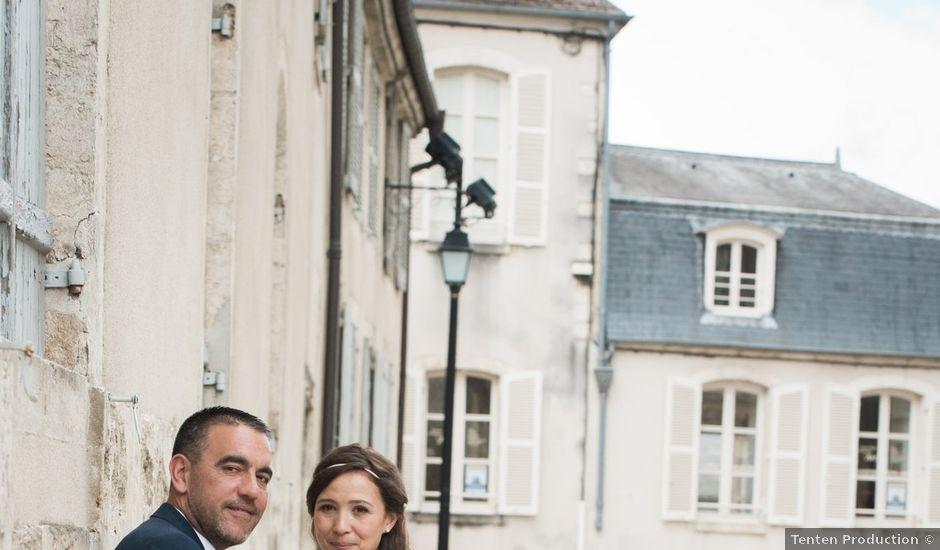 Le mariage de Juan et Célia à Bourges, Cher