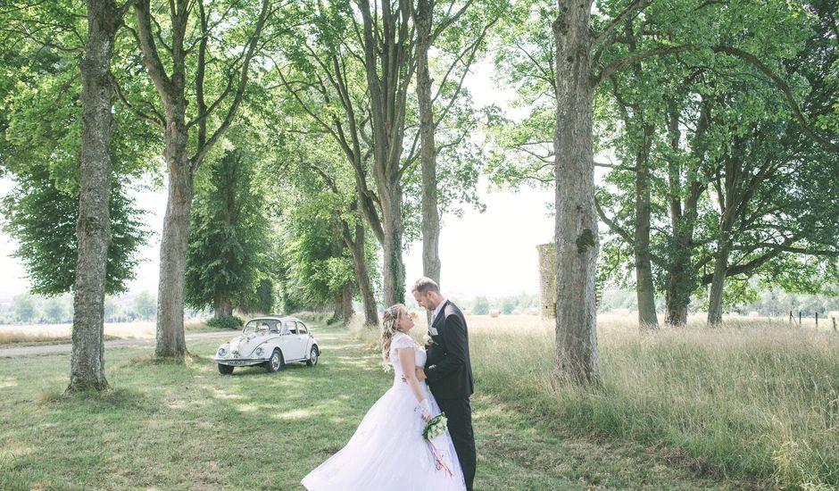 Le mariage de Anthony et Marion à Charleville-Mézières, Ardennes