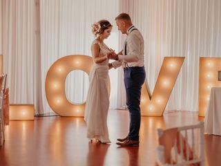 Le mariage de Christina et Denis 2