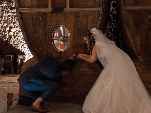 Le mariage de Damien et Natacha à Les Arcs, Var 1