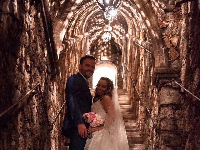 Le mariage de Damien et Natacha à Les Arcs, Var 5