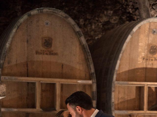 Le mariage de Damien et Natacha à Les Arcs, Var 10